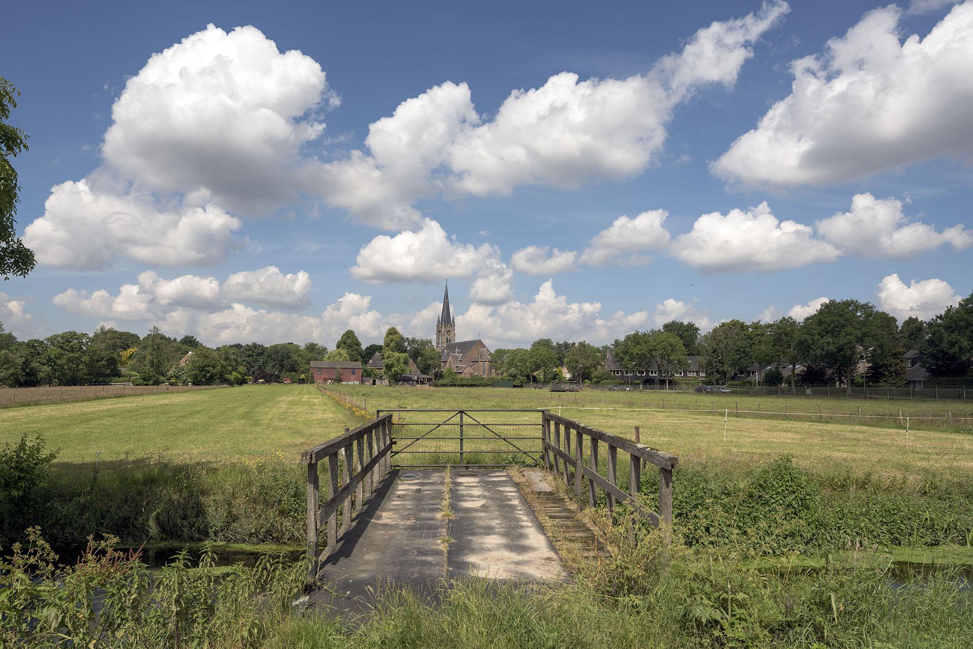 Het Gooi Leidraad Landschap En Cultuurhistorie